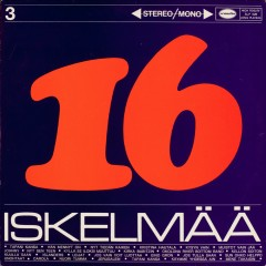 16 iskelmää 3 - Various Artists