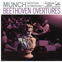 Beethoven: Overtures - Charles Munch