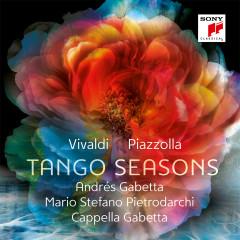 Las Cuatro Estaciones Portenãs: Primavera Portenã (Arr. for Bandoneon, Violin and Orchestra)