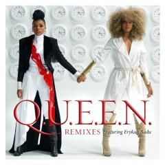 Q.U.E.E.N. (feat. Erykah Badu) [Remixes] - Janelle Monaé