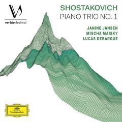 Shostakovich: Piano Trio No. 1, Op. 8 (Live from Verbier Festival / 2017) - Janine Jansen, Mischa Maisky, Lucas Debargue