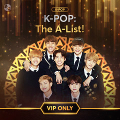 K-POP: The A-List