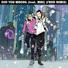 Did You Wrong (feat. MAX) [FRND Remix] - Sweater Beats, Max