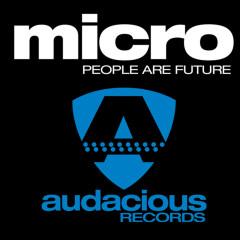 People Are Future - Sisely Treasure, DJ Micro