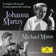 Johanna Martzy, Michael Mann - Complete Deutsche Grammophon Recordings - Johanna Martzy, Michael Mann