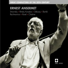 Ernest Ansermet : Great Conductors of the 20th Century - Ernest Ansermet