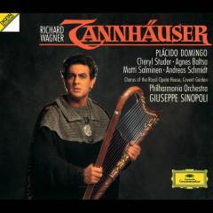 Wagner: Tannhäuser - Chorus of the Royal Opera House, Covent Garden, Philharmonia Orchestra, Giuseppe Sinopoli
