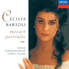 Cecilia Bartoli - Mozart Portraits - Cecilia Bartoli, Wiener Kammerorchester, György Fischer