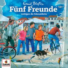 131/verfolgen die Fahrraddiebe - Fünf Freunde