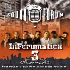 Inforumation3 - Soundforum Berlin, Damion Davis