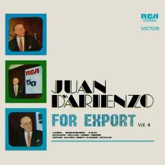 For Export, Vol. 4 - Juan D'Arienzo y su Orquesta Típica