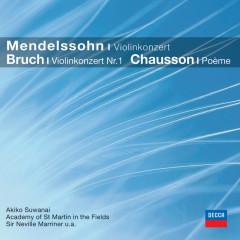 Mendelssohn, Bruch: Violinkonzerte (CC) - Akiko Suwanai, Academy of St. Martin in the Fields, Sir Neville Marriner