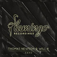 Saxo (Single) - Thomas Newson, Will K