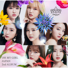 OH MY GIRL Japan 2nd Album - OH MY GIRL