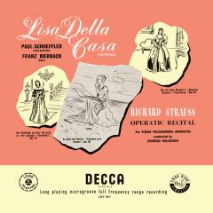 Richard Strauss: Arabella; Capriccio; Ariadne auf Naxos – Excerpts (Opera Gala – Volume 11) - Lisa della Casa, Ilse Hollweg, Rudolf Moralt, Heinrich Hollreiser, Josef Krips