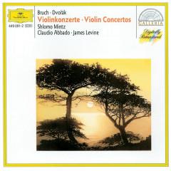 Dvorák: Violin Concerto In A Minor, Op. 53 / Bruch: Violin Concerto No.1 In G Minor, Op. 26 - Shlomo Mintz, Chicago Symphony Orchestra, Berliner Philharmoniker, Claudio Abbado, James Levine