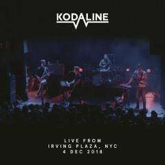Live from Irving Plaza, NYC, 4 Dec 2018 - Kodaline