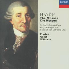 Haydn: The Masses - Choir of Christ Church Cathedral, Oxford, Choir Of St. John's College, Cambridge, The Choir of King's College, Cambridge, George Guest, Simon Preston