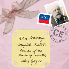 Tchaikovsky: Complete Ballets - Orchestra of the Mariinsky Theatre, Valery Gergiev