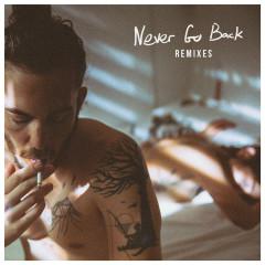 Never Go Back (Remixes) - Dennis Lloyd, Robin Schulz, Eden Prince