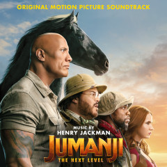 Jumanji: The Next Level (Original Motion Picture Soundtrack) - Henry Jackman