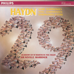 Haydn: 29 Named Symphonies - English Chamber Orchestra, Raymond Leppard, Academy of St. Martin in the Fields, Sir Neville Marriner