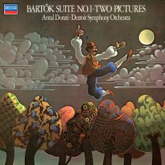 Bartók: Suite No.1; Two Pictures - Antal Doráti, Detroit Symphony Orchestra