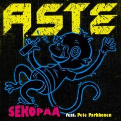 Sekopää (feat. Pete Parkkonen) - Aste