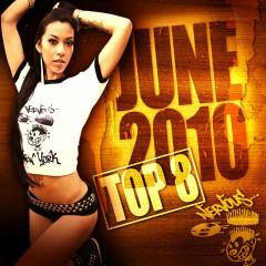 Nervous June 2010 Top 8 - Various Artists