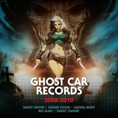 Ghost Car Records (2008-2010) - Various Artists