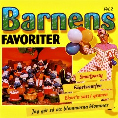 Barnens favoriter 2 - Various Artists