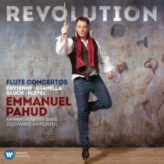 Revolution - Flute Concertos by Devienne, Gianella, Gluck & Pleyel - Emmanuel Pahud