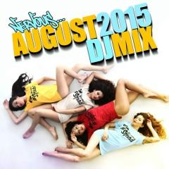 Nervous August 2015 - DJ Mix - Various Artists