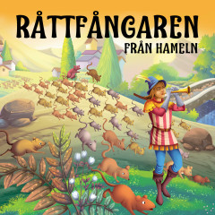 Råttfångaren från Hameln - Bert-Åke Varg