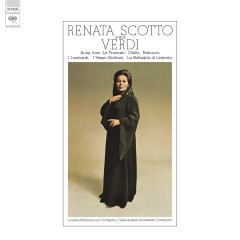 Renata Scotto Sings Verdi - Renata Scotto