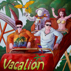 Vacation (EP) - Alex Mills
