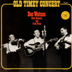 Old Timey Concert - Doc Watson