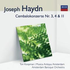 Haydn: Cembalokonzerte - Ton Koopman