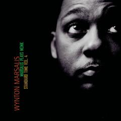 Marsalis Plays Monk: Standard Time Vol. 4 - Wynton Marsalis