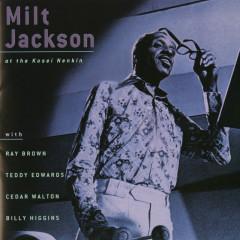 At the Kosei Nenkin - Milt Jackson
