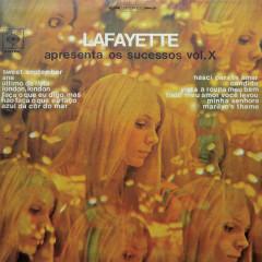 Lafayette Apresenta os Sucessos Vol. X
