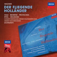 Wagner: Der Fliegende Holländer - Robert Hale, Hildegard Behrens, Josef Protschka, Kurt Rydl, Uwe Heilmann