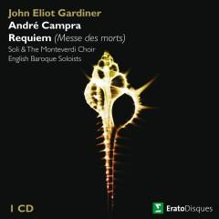 Campra : Requiem [Messe des morts] - John Eliot Gardiner