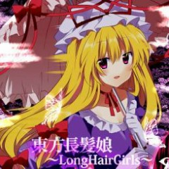 Touhou Chouhatsujou ~LongHairGirls~ CD2 - Full Power Pitchoon! Project