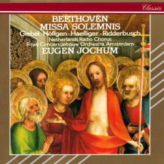Beethoven: Missa Solemnis - Eugen Jochum, Agnes Giebel, Marga Höffgen, Ernst Haefliger, Karl Ridderbusch