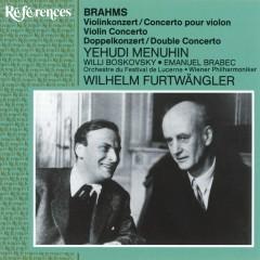 Brahms: Violin Concerto - Double Concerto - Yehudi Menuhin
