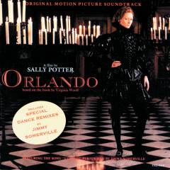Orlando (Original Motion Picture Soundtrack) - David Motion, Sally Potter