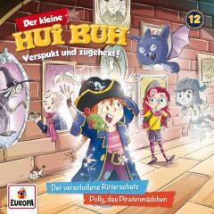 012/Der verschollene Ritterschatz / Polly, das Piratenmädchen