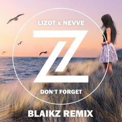 Don't Forget (Blaikz Remix)
