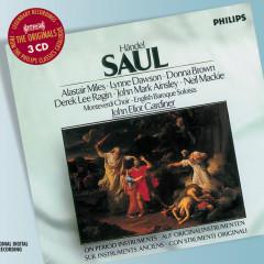 Handel: Saul - Lynne Dawson, Donna Brown, Derek Lee Ragin, John Mark Ainsley, Neil Mackie